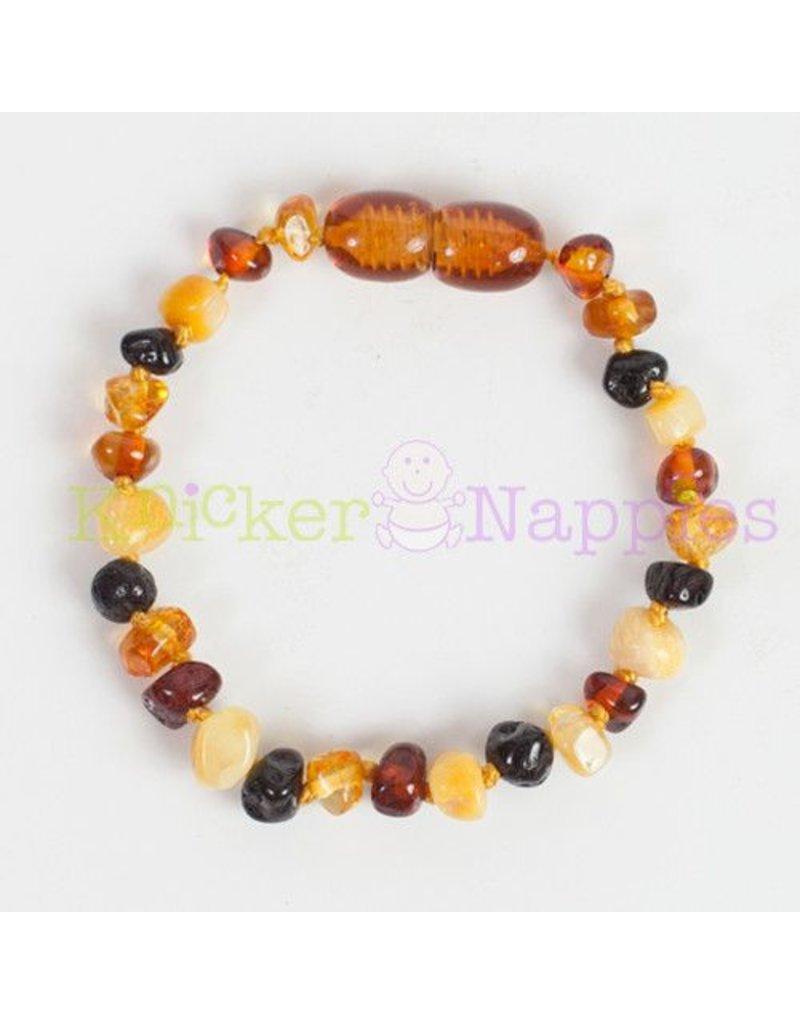 Knickernappies KN Baltic Amber Bracelets