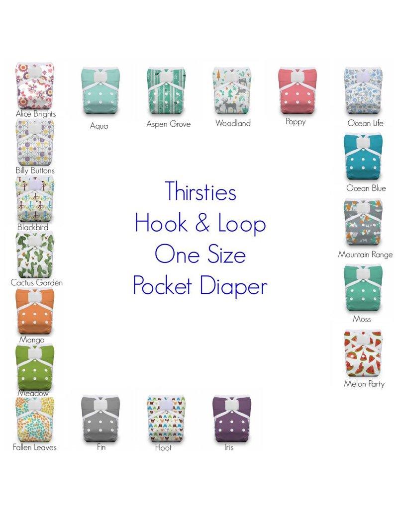 Thirsties Thirsties OS Pocket Diaper
