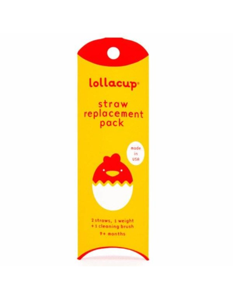 Lollacup Lollaland Lollacup Straw Replacements