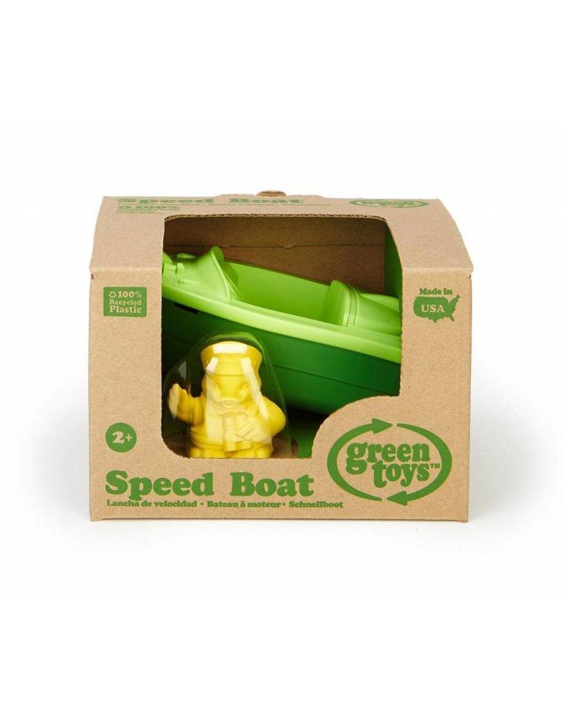 Green Toys Sport Boat