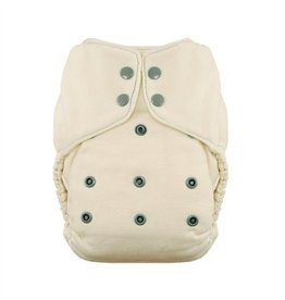 Thirsties Thirsties Natural Fitted One Size Snaps