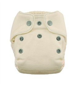 Thirsties Thirsties Newborn Natural Fitted