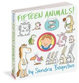 Workman Publishing Fifteen Animals Book
