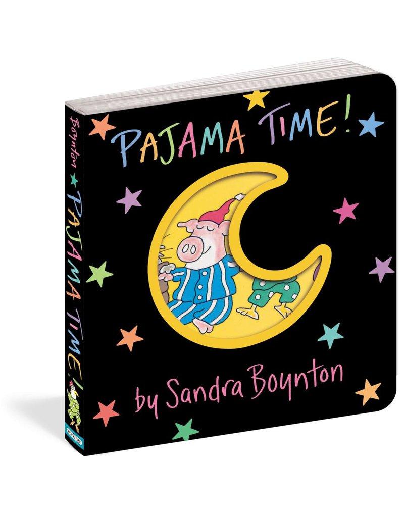Workman Publishing Pajama Time! Book