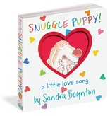 Workman Publishing Snuggle Puppy Book