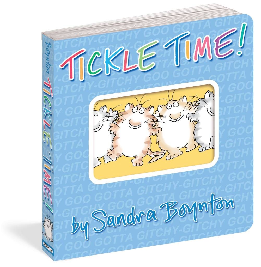 Workman Publishing Tickle Time!  Book