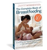 Workman Publishing Complete Book of Breastfeeding