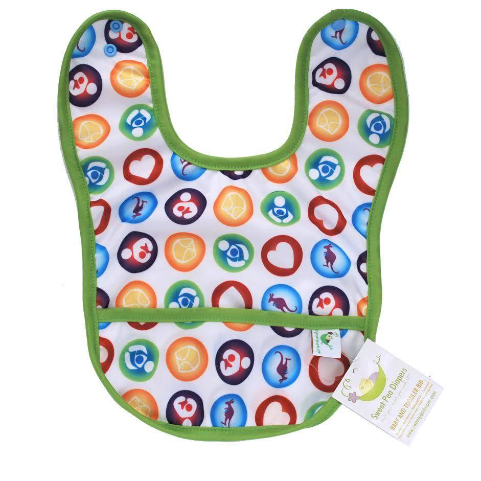 Sweet Pea #Community2 Bib Exclusive