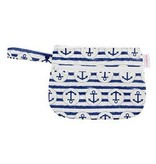 Blueberry Blueberry Diaper Clutch