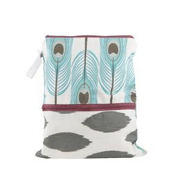 Luludew Diapers Luludew Wet Dry Travel Bag