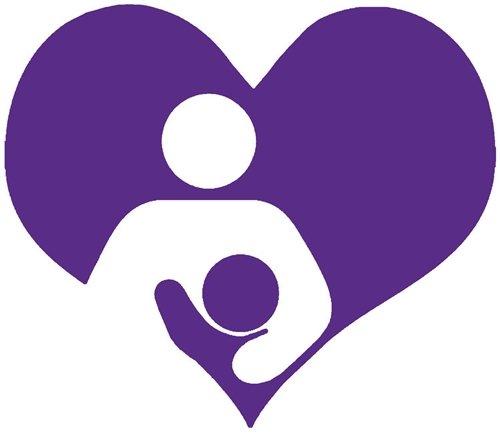 Nappy Shoppe Sticker - Breastfeed Heart