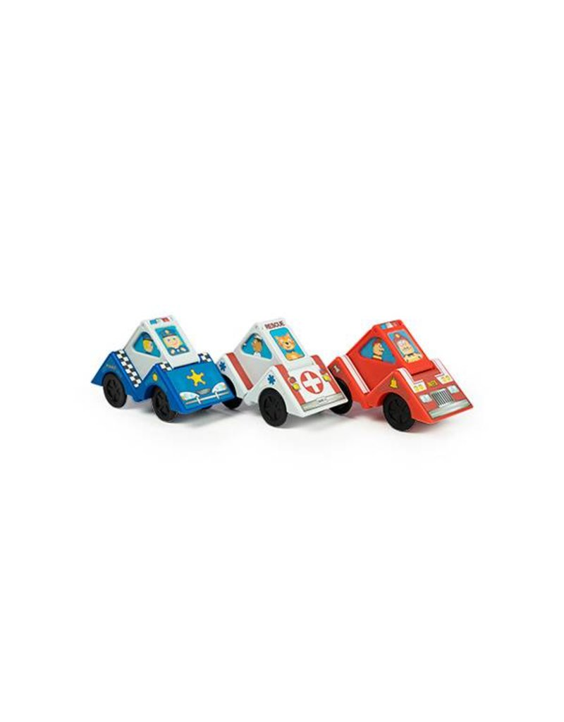Fat Brain Toys Vroom Blox by Fat Brain