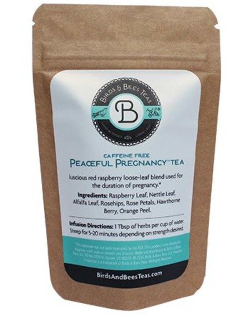 Birds & Bees Teas Peaceful Pregnancy Tea