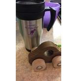 Nappy Shoppe Travel Mug -- I Support