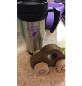 Nappy Shoppe Travel Mug -- I Support