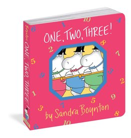 Workman Publishing One, Two, Three Book Boynton