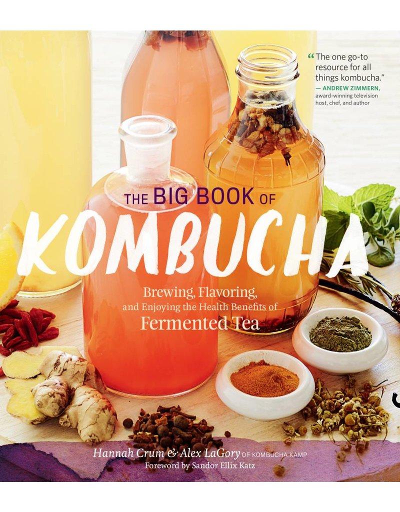 Workman Publishing Big Book of Kombucha