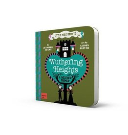 Gibbs Smith Publishing Babylit Board Book Wuthering Heights
