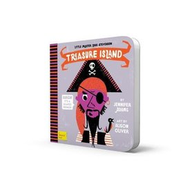 Gibbs Smith Publishing Babylit Primer Board Book Treasure Island