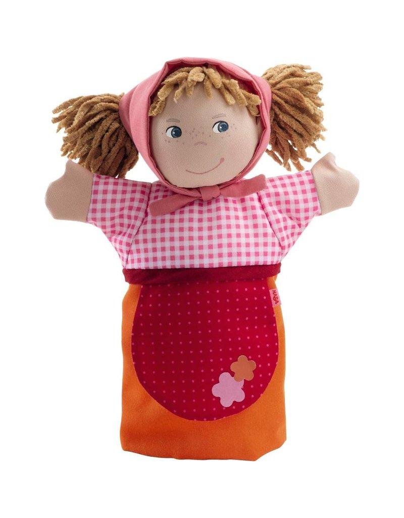 Haba Haba Glove Puppet Gretel