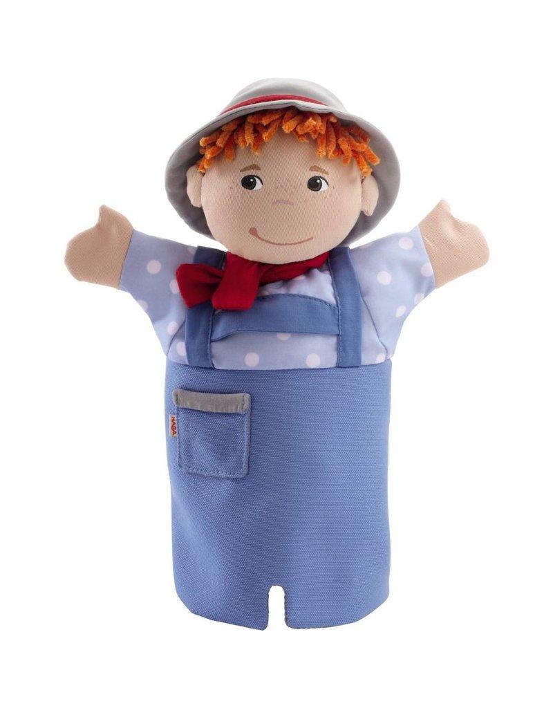 Haba Haba Glove Puppet Hansel
