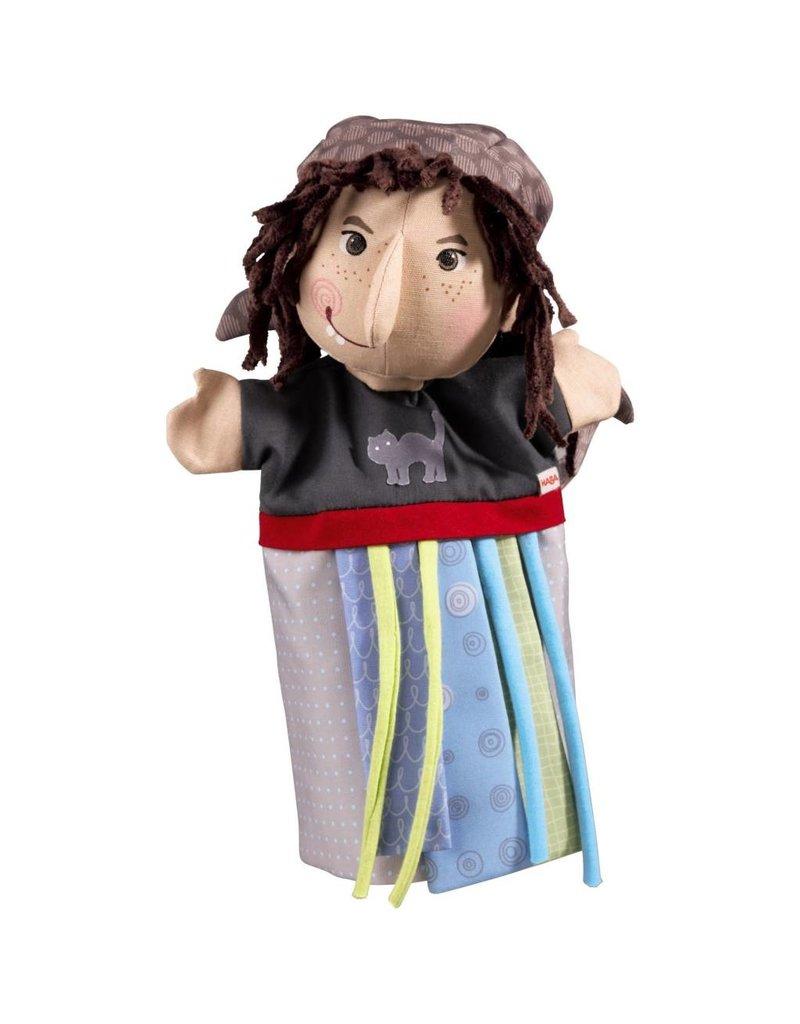 Haba Haba Glove Puppet Witch