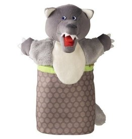Haba Haba Glove Puppet Wolf