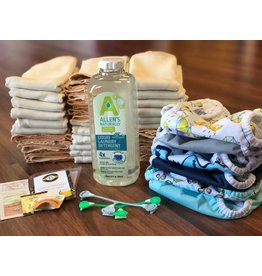 Nappy Shoppe Cloth Diaper Rental Fee