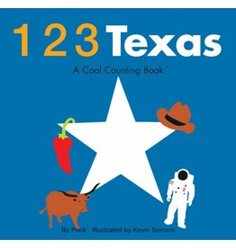 Workman Publishing 123 Texas Book