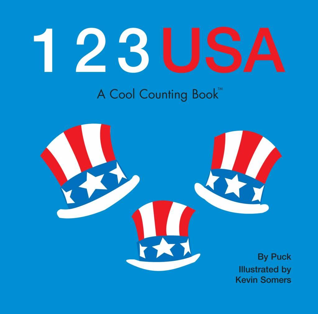 Workman Publishing 123 USA Book