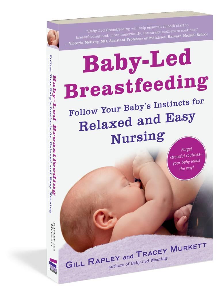 Workman Publishing Baby-Led Breastfeeding