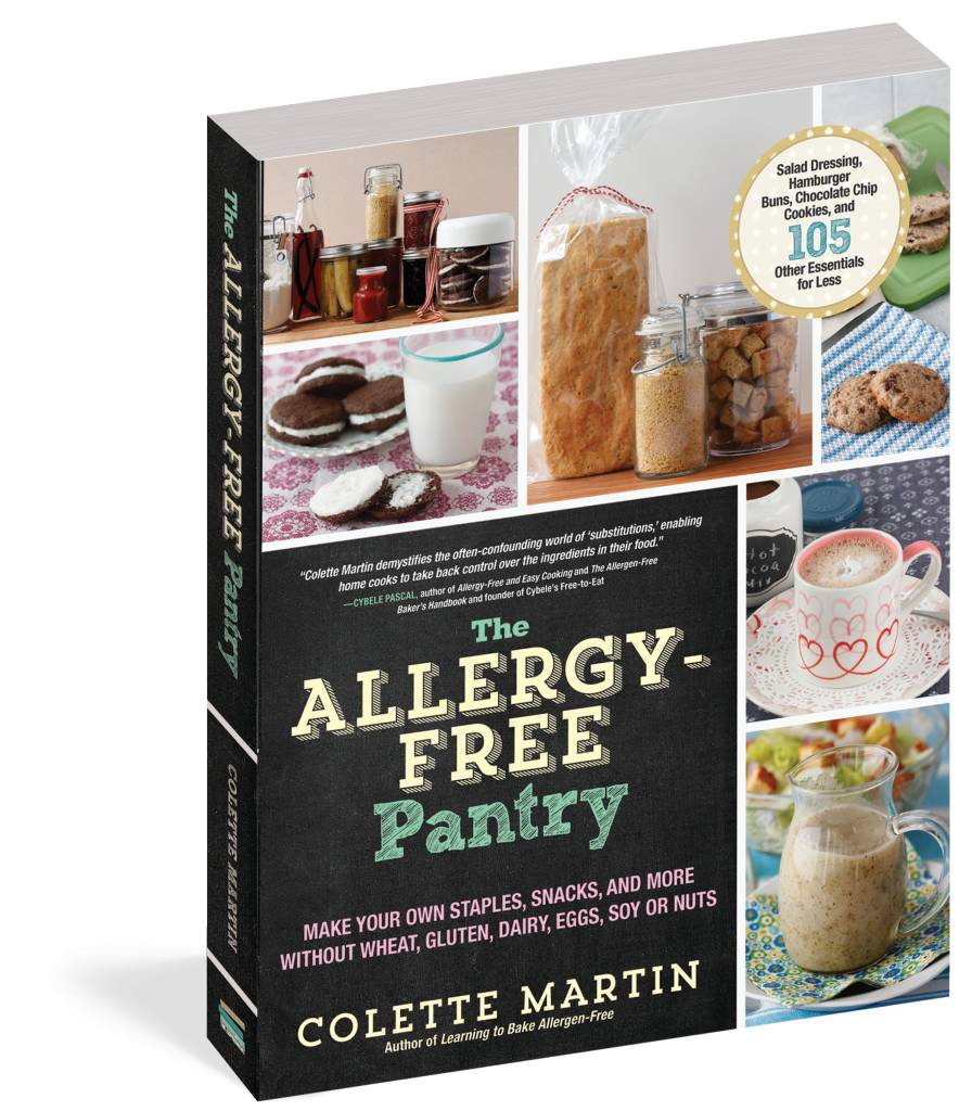 Workman Publishing The Allergy Free Pantry Book