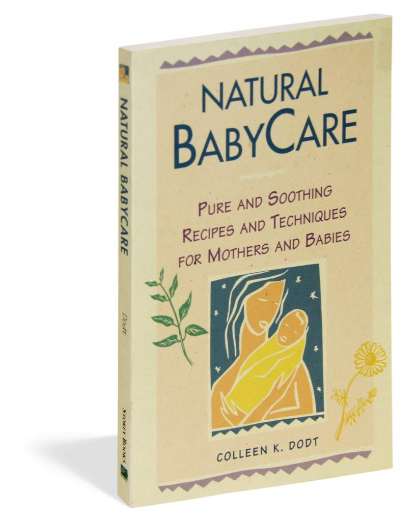 Workman Publishing Natural Baby Care