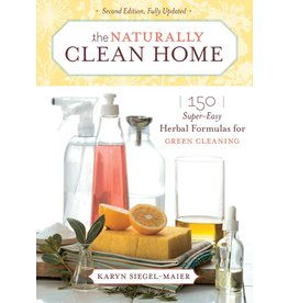 Workman Publishing Naturally Clean Home Book