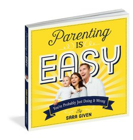 Workman Publishing Parenting is Easy