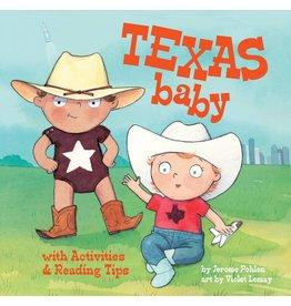 Workman Publishing Texas Baby Book