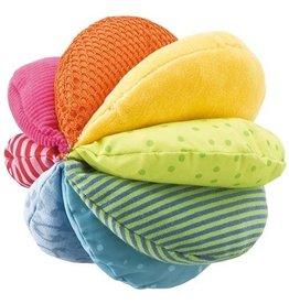 Haba Fabric Ball Rainbow