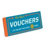 Knock Knock Vouchers for Dads