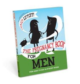 Knock Knock Pregnancy Book for Men