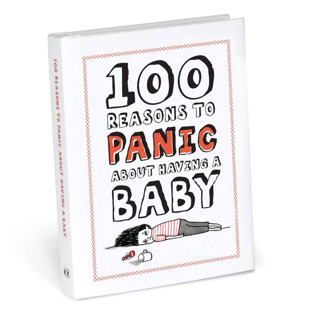 Knock Knock 100 Reasons Panic Baby