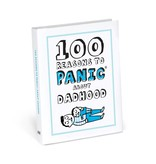 Knock Knock 100 Reasons Panic Dadhood