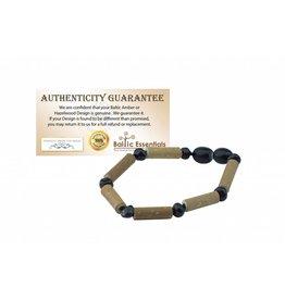 BE Hazelwood Onyx Baby Bracelet