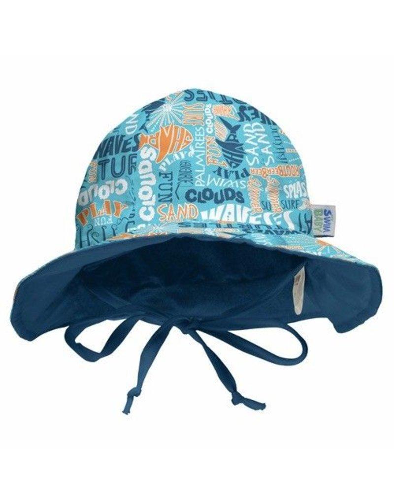 Planetwise Swim Baby Sun Hat