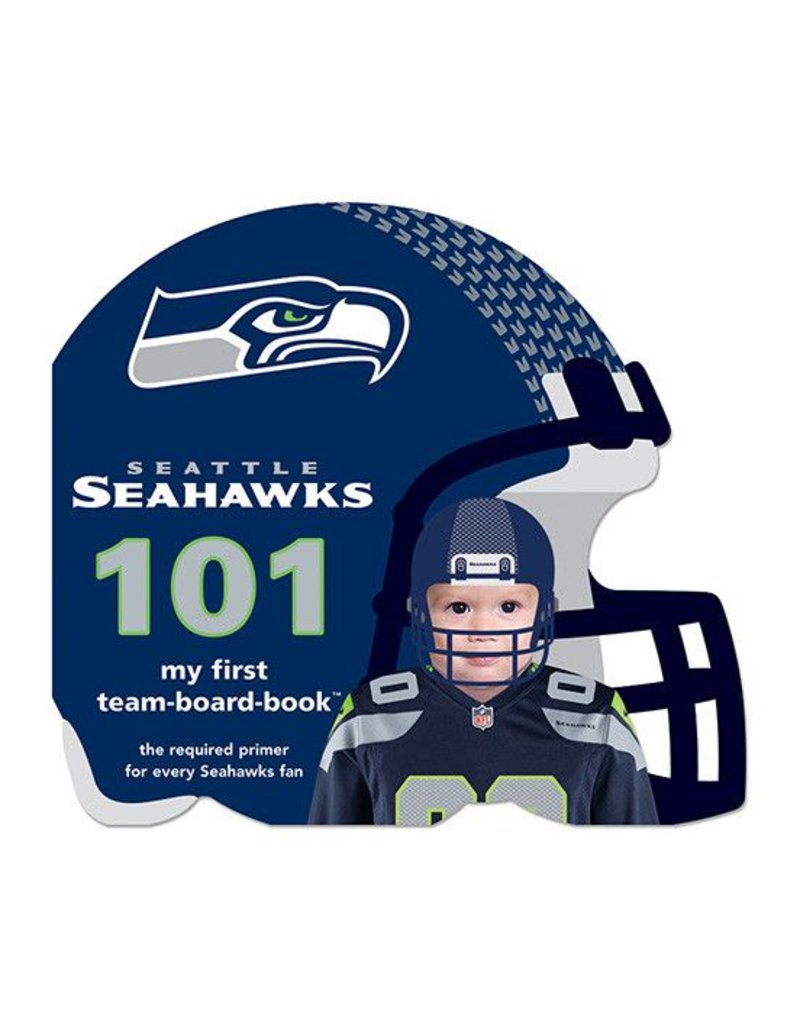 Michaelson Entertainment Seattle Seahawks 101 Board Book