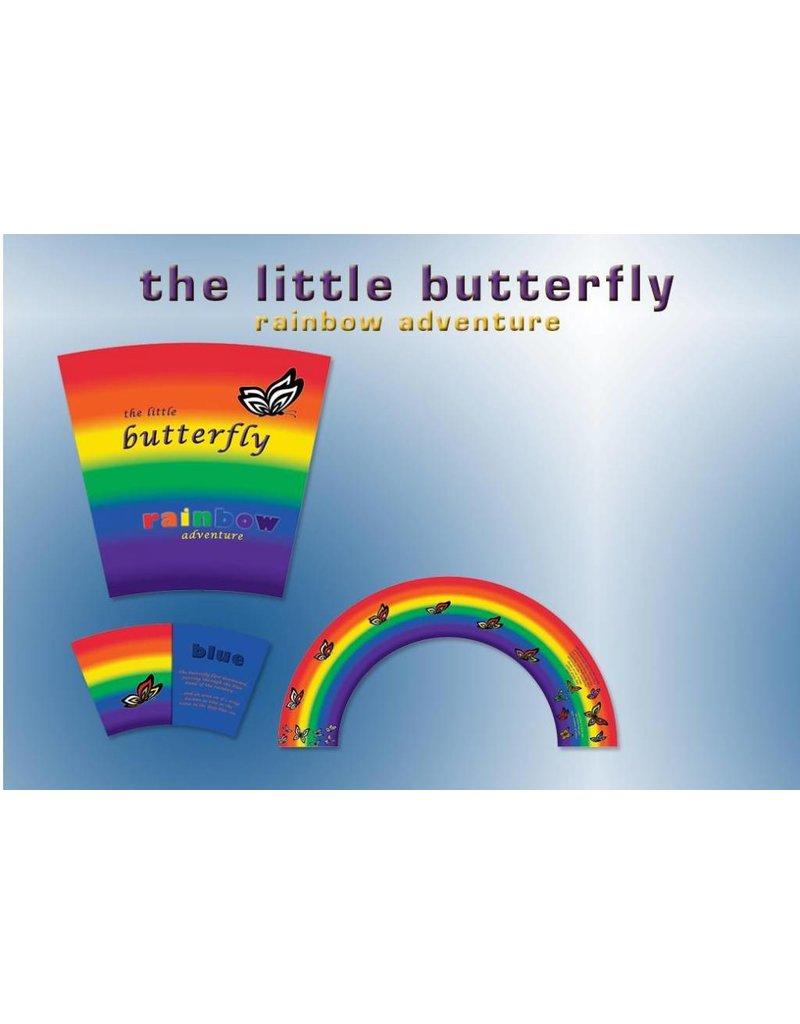 Michaelson Entertainment Little Butterfly Rainbow