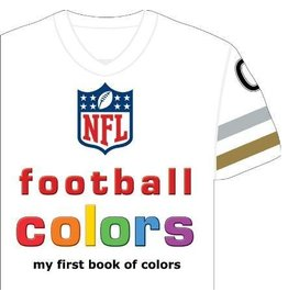 Michaelson Entertainment NFL Football Colors Board Book