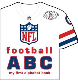 Michaelson Entertainment NFL Football ABC Board Book