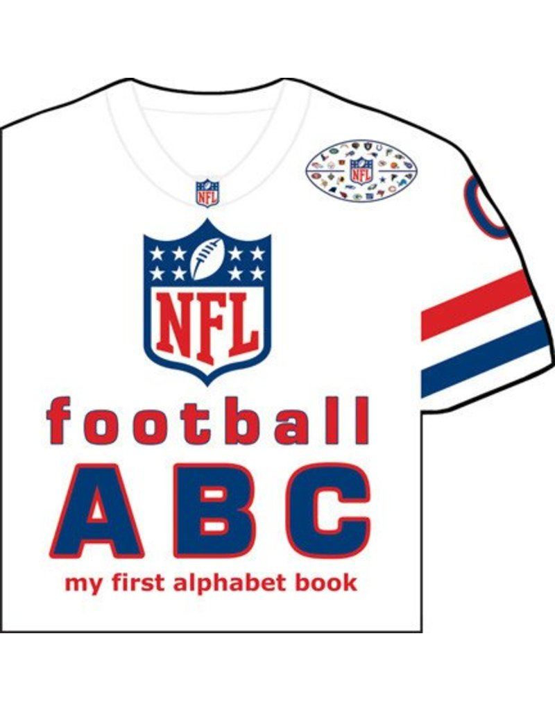Michaelson Entertainment NFL Football ABC Board Book