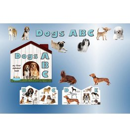 Michaelson Entertainment Dogs ABC Board Book