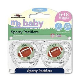 Michaelson Entertainment Sporty Pacifiers